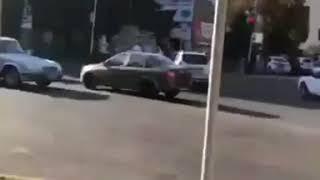 В Ставрополе иномарка сбила мотоциклиста