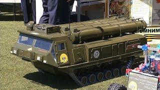 В Ставрополе открыли еще одно масштабное мероприятие для учащихся военно-учебных заведений.
