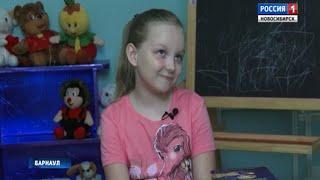Маленькая жительница Барнаула прислала свою волшебную историю на конкурс «Сибирские сказки»