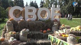 Фестиваль фермерских продуктов «СВОЁ» прошел на Ярославовом дворище