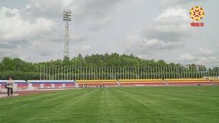 В преддверии чемпионата мира по футболу в столице Чувашии обновили два стадиона