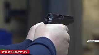 В Центре подготовки МВД по ЧР прошли соревнования по стрельбе из боевого табельного оружия