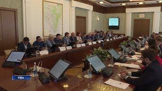 В Правительстве Башкортостана обсудили планы по реализации поддержки малого и среднего бизнеса