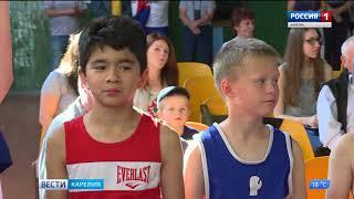 В Петрозаводске стартовал турнир боксеров памяти Л. Левина