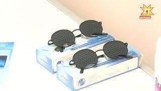 В образовательных учреждениях республики реализуется проект «Здоровое зрение».