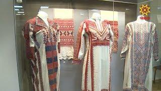В Чувашском национальном музее открылась выставка «Роспись иглой».
