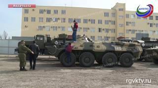 В России отмечают День войск Росгвардии