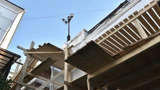 В Ярославле начались работы по консервации моста через Медведицкий овраг