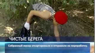 Самарские добровольцы приняли участие во всероссийской экологической акции
