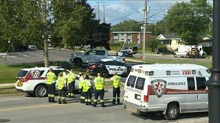 По меньшей мере, 4 человека погибли в результате вооружённого нападения в Канаде.…