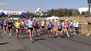 Чемпионат России по бегу на шоссе и пробег Болотникова
