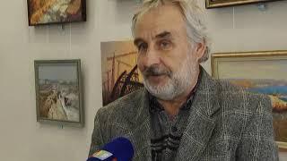 13 художников написали Крымский мост