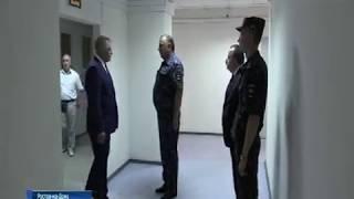 Готовность Ростова к ЧМ-18 проверил глава МВД России Владимир Колокольцев