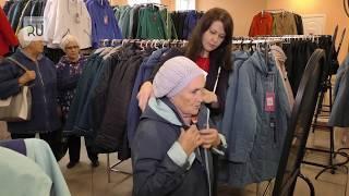Ярмарка верхней одежды «Ермак» приглашает за модной верхней одеждой по демократичным ценам