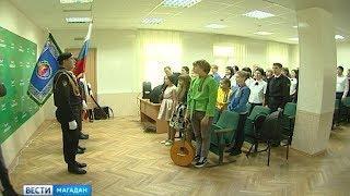Судебные приставы Колымы отмечают 150-летие  службы в России