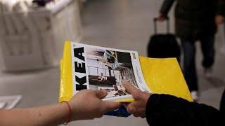 IKEA: реструктуризация и сокращения