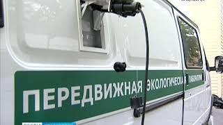 Выбросы вредных веществ от заводов и котельных в атмосферу Красноярска в 2017 году снизились