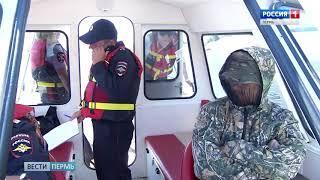 В районе КамГЭС транспортные полицейские проводят ежедневные проверки