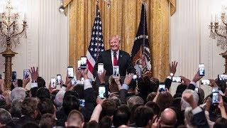 Джон Вароли: «Дональд Трамп — уличный боец с духом Нью-Йорка. Он будет бороться за Кавано до конца»