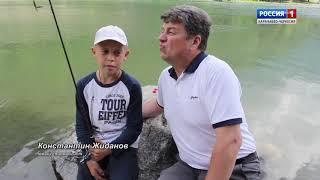 """Охота на рыбалку. Турнир на озере Кара Кёль"""