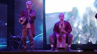 Открывает фестиваль Урал Моно 2018 группа Йатаган