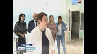 Для родителей будущих учеников Чувашского кадетского корпуса провели экскурсию по новому зданию