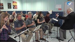 Городской Духовой оркестр вышел из отпуска