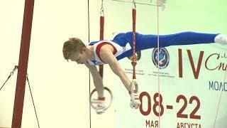Летняя спартакиада по спортивной гимнастике в Пензе собрала более 100 спортсменов
