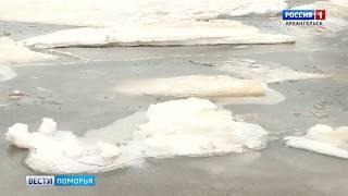 В регионе завершился ледоход
