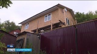 В Уфе 5-летняя девочка погибла из-за рухнувшей на нее крыши