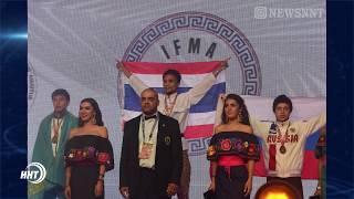 На чемпионате мира по тайскому боксу дагестанцы выиграли «серебро» и «бронзу»