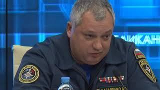 Крымские спасатели занимаются организацией безопасного лета