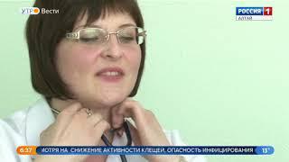 2500 детей пострадали от укусов клещей в Алтайском крае