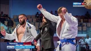 Азамат Отаров - чемпион мира по джиу-джитсу 2018