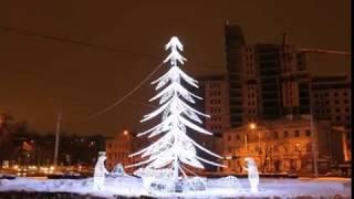 Стало известно, как украсят Ярославль к Новому году