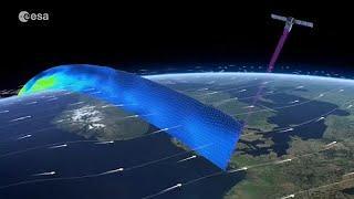 Европейский спутник Aeolus расскажет о погоде
