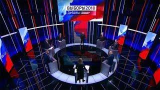 Почему кандидаты в президенты России недовольны дебатами