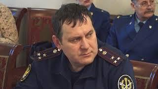 Криминогенную ситуацию обсудили в правительстве ЕАО(РИА Биробиджан)