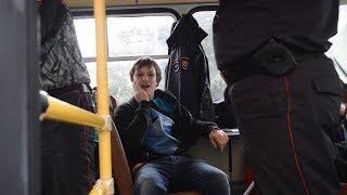 Задержание несовершеннолетнего в Петербурге