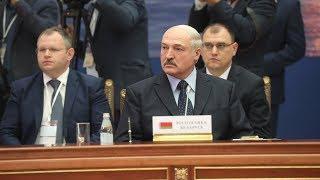Александр Лукашенко принял участие в саммитах ЕАЭС и СНГ в Санкт-Петербурге