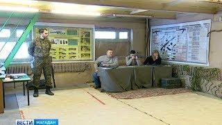 Трудовые коллективы Магадана сразились в пулевой стрельбе