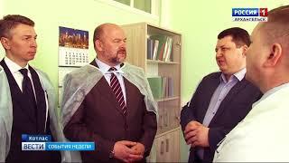 Глава региона Игорь Орлов на этой неделе побывал на юге области