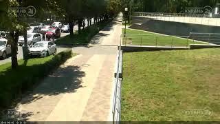 ДТП на ул. Красная д.169 05.08.2018