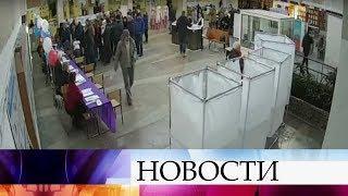 Россия выбирает президента, который будет управлять страной следующие шесть лет.