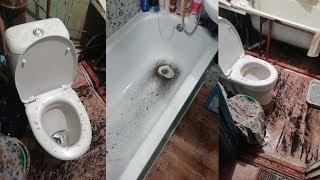 ЧП с неприятным запахом: В одном из домов Нефтеюганска из канализации бил фонтан
