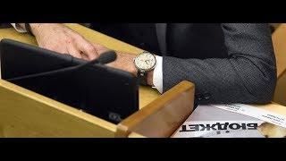 Инфошум. Российские депутаты предложили в десять раз снизить им зарплату