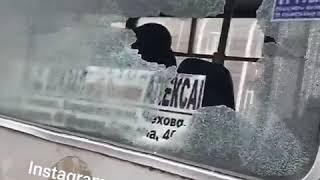 Разборки водителей общественного транспорта 15.3.2018 Ростов-на-Дону Главный
