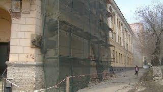 В Волгограде реконструируют здание православного университета