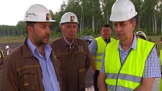 Промплощадки горно-добывающих предприятий посетил глава ЕАО(РИА Биробиджан)