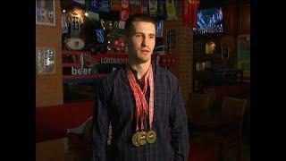 «Факты. Спорт». Герой недели. Чемпион мира по кикбоксингу Данил Винник